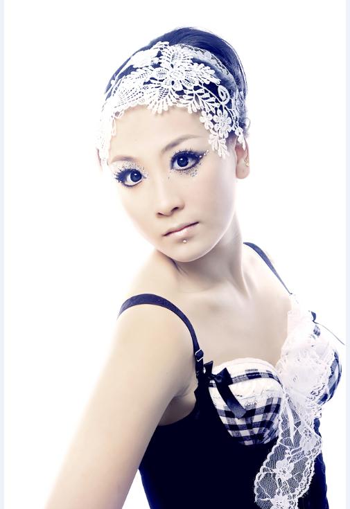 人物写真照片色彩修复及美化的ps教程-云峰轩写真瓷像