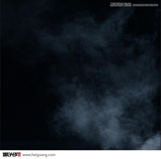 烟雾图片素材唯美